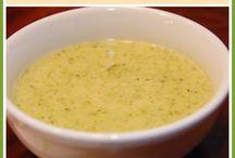 Soup Recipes / by Rebecca Stahl- Richardson