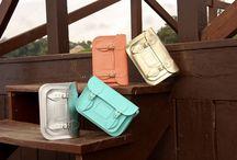 BOLSOS APAREJOS / NOVEDADES!!!! Os presentamos nuestra primera colección de bolsos Aparejos. Bolsos modelo Satchel en piel de primera calidad... Seguimos creciendo...