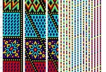 Häkelkette 5 Farben