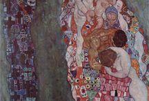 Art: Gustav Klimt / by Anna Rita Caddeo