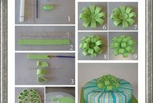 Cake decorating / by Julie Hector