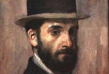 Portrait painting and drawing / Pinturas, dibujos y tutoriales sobre el retrato