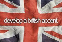 Britishness / Everything that says 'British'!