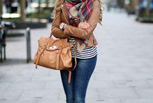Outfit med stövlar