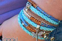 Fairy Bracelets-Wrap around / Handmade Bracelets!