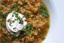Suppe / Grønt