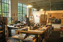 Artists & Artists' Studios