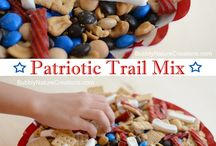 Trail mix / by Erin Holley Deiners