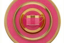 pink and gold / by Aubrey Davis