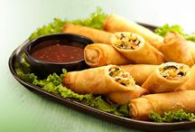 Yummy Spring Rolls in India / stay updated about great veggie delight for kids and adults.