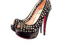 Schoenen Tekenen