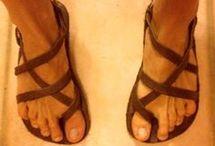 Barefoot boty