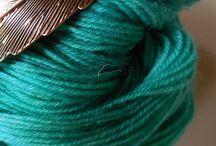 Dyeing Wool & Fibers / by K. Makgill