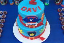Paw Patrol Party / Birthday