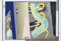 Roy Lichtenstein / En www.grabados-chillida.com, Galería de arte contemporáneo, disponemos de obra gráfica a la venta del artista Roy Lichtenstein