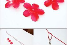 Πλαστικά λουλούδια