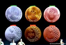 Rio 2016 Olympic and Paralympic Medals