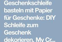 dekoschleifen
