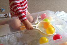små barns aktivitet