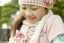 Crochet & sewing Hats……..  قبعات كروشية و خياطة / by Ramia