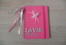 quaderno ballerina