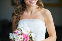 WEDDING ° BRIDES AT HOME / These wonderful hours before all the other people step in ...