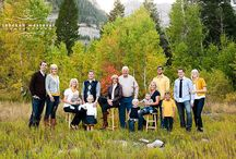 Large Family Groupings for Photos / by Me Ra Koh