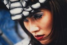 Jennifer Yen as Vypra in Power Rangers  / http://bit.ly/19xIVoz another great interview with Jennifer Yen