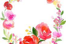 Цветочные венки