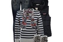Casual wardrobe: winter/fall/autumn