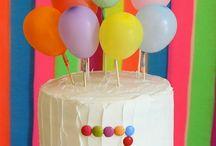 Fødselsdagskager
