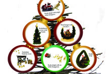AUSTRALIAN CHRISTMAS / Australian Themed Christmas Ornaments