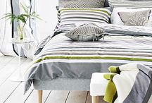 Nottingham - Twodio 2 Boys room / Greys and white with pops of green