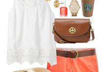 Spring shopping  / by Madison Bennett