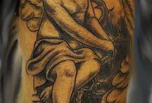 Tattoos / by Kellie Wood