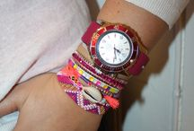 Colourful / Awsome watches and bracelets
