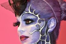 COMOMBEAUTYN  BARCELONA 2017    Maquillaje