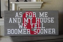 Boomer Sooner (for Matt) / by Meagan Zelawski