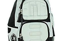 Star Wars Backpacks / Feed your inner fan
