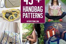 DIY bag kain