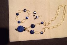 Jewelry 4 Sale- 3 piece sets / These sets are necklace, bracelet & earrings.