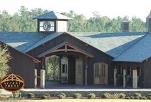 Barns + Equestrian Facilities