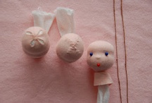 Creating: dollmaking (and repairs) / by Grace