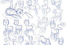 Mlp ideoita piirtämiseen(mlp)