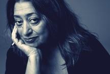 ARCHITECTS - Zaha Hadid / Buildings by Zaha Hadid