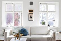 LOUNGE / Lounge interior inspiration