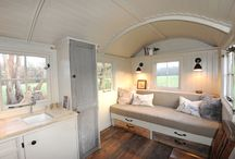 Our Shepherd Huts / All our huts are built either at our workshop in West Sussex or on site