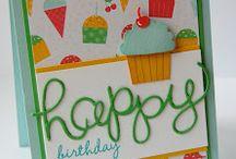 Cards - SU Sprinkles on Top
