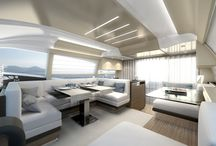 Ferretti Yachts 550 New / Discover the Ferretti Yachts 550 New #Interiors #Design #MadeInItaly #Luxury #Yachts