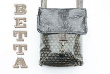 My pattern BETTA - backpack or shoulderbag